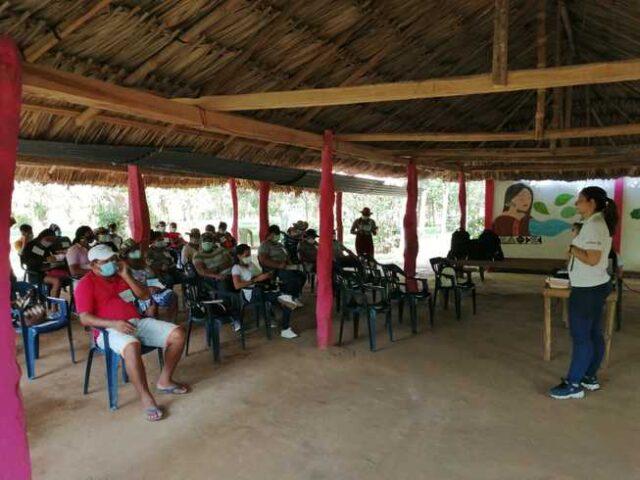Familias de Palmito construyen una ruta etnoturística que tendrá tres recorridos | Noticias de Buenaventura, Colombia y el Mundo