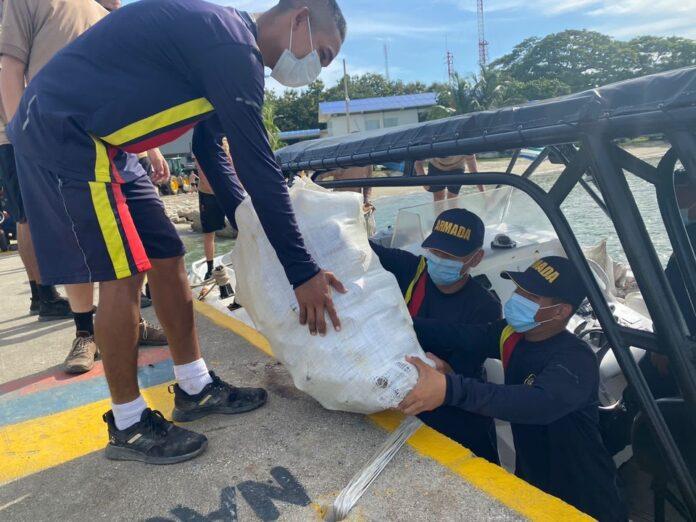 Seis toneladas de desechos son sacadas del Golfo de Morrosquillo durante una jornada de limpieza - Noticias de Colombia